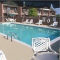 Swimming pool at Inn of Clanton