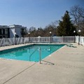 Swimming pool at Innkeeper Roxboro