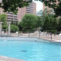 Swimming pool at Intercontinental Kansas City at the Plaza