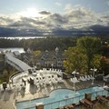 Swimming pool at JW Marriott The Rosseau Muskoka Resort & Spa