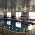 Swimming pool at Kansas City Fairfield Inn by Marriott