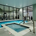 Swimming pool at Kent State University Hotel & Conference Center