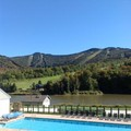 Swimming pool at Killington Grand Resort Hotel
