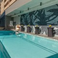 Swimming pool at Kimpton Hotel Palomar Los Angeles Beverly Hills