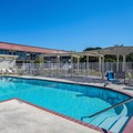 Swimming pool at Knights Inn Palm Harbor
