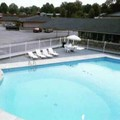 Swimming pool at Knights Inn Tell City