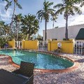 Swimming pool at La Quinta Inn Jupiter