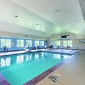 Swimming pool at La Quinta Inn & Suites #259