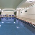 Swimming pool at La Quinta Inn & Suites Airport