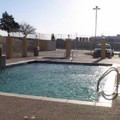 Swimming pool at La Quinta Inn & Suites Big Spring