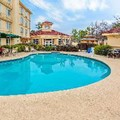 Swimming pool at La Quinta Inn & Suites Birmingham Hoover