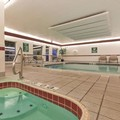 Swimming pool at La Quinta Inn & Suites Boise Airport