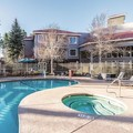 Swimming pool at La Quinta Inn & Suites Flagstaff