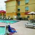 Swimming pool at La Quinta Inn & Suites Houma