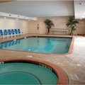 Swimming pool at La Quinta Inn & Suites Kingwood