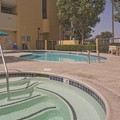 Swimming pool at La Quinta Inn & Suites La Palma