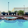 Swimming pool at La Quinta Inn & Suites South Grand Prairie
