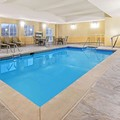 Swimming pool at La Quinta Inn & Suites Stillwater University Area