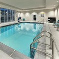 Swimming pool at La Quinta Inn & Suites Terre Haute