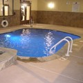 Swimming pool at La Quinta Inn & Suites West Long Branch