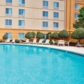 Swimming pool at La Quinta Inn Winston Salem