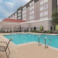 Swimming pool at La Quinta Inn at Suites Arlington North 6 Flags Dr