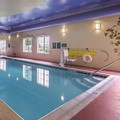 Swimming pool at La Quinta Inns & Suites