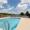 Swimming pool at La Quinta Inns & Suites Blue Springs