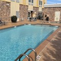 Swimming pool at La Quinta Inns & Suites Elk City