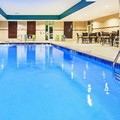 Swimming pool at La Quinta Inns & Suites Houston Willowbrook