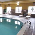 Swimming pool at La Quinta Inns & Suites Loveland