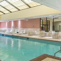 Swimming pool at La Quinta Inns & Suites Somerset