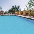 Swimming pool at La Quinta Inns & Suites Winnie