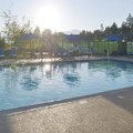 Swimming pool at Lake Tahoe Vacation Resort by Diamond Resorts