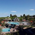 Swimming pool at Lansdowne Resort