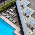 Swimming pool at Le Meridien Delfina Santa Monica