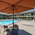 Swimming pool at Lexington Inn & Suites
