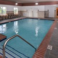 Swimming pool at Lexington Inn & Suites Effingham