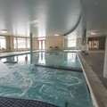 Swimming pool at Liberty Mountain Hotel