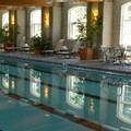 Swimming pool at Lied Lodge & Conference Center