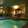Swimming pool at Little Missouri Inn & Suites