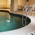 Swimming pool at Magnuson Copper Crown