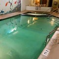 Swimming pool at Magnuson Franklin Square Inn