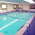 Swimming pool at Magnuson Grand Pioneer Inn & Suites