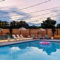 Swimming pool at Mainstay Hotel & Conference Center