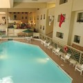Swimming pool at Mainstay Suites