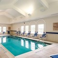 Swimming pool at Mainstay Suites Dover