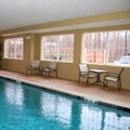 Swimming pool at Mainstay Suites Fort Campbell