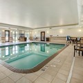 Swimming pool at Mainstay Suites University