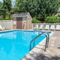 Swimming pool at Mainstay Suites of Lancaster County